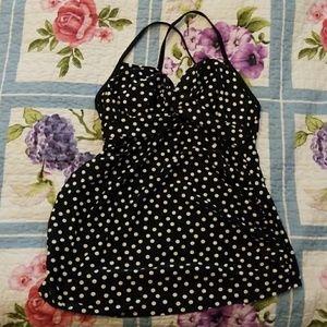 Maternity bathing suit top